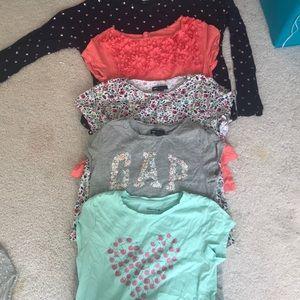 Bundle of gap T-shirts!